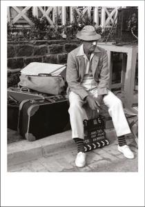 Carte postale Les vacances de Monsieur Hulot de Jacques Tati