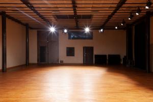 La salle de répétitions