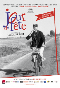 Jour de fête de Jacques Tati (1949) © Les Films de Mon Oncle - Specta Films CEPEC
