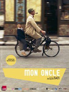 Mon Oncle de Jacques Tati (1958) © Les Films de Mon Oncle - Specta Films CEPEC