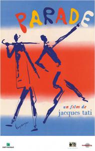 Parade de Jacques Tati (1973) © Les Films de Mon Oncle - Specta Films CEPEC