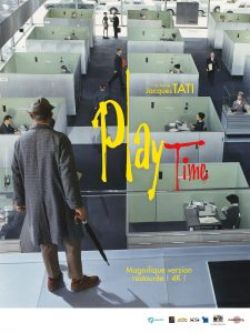 PlayTime de Jacques Tati (1967) © Les Films de Mon Oncle - Specta Films CEPEC