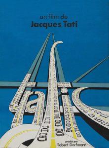 Trafic de Jacques Tati (1971) © Les Films de Mon Oncle - Specta Films CEPEC
