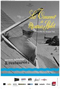 Les Vacances de Monsieur Hulot de Jacques Tati (1953) © Les Films de Mon Oncle - Specta Films CEPEC